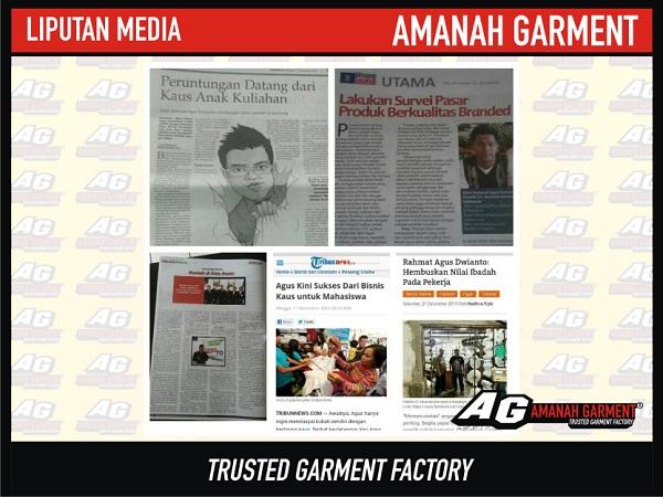 Pabrik Kaos Bandung Murah