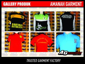 order pakaian